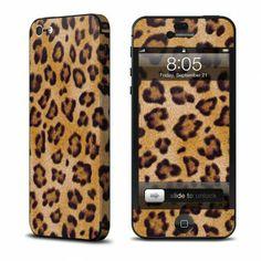 Apple iPhone 5 - Leopard Spots