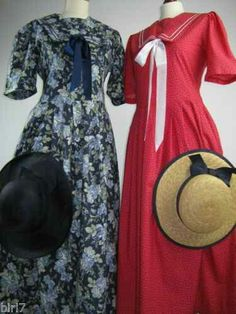 seaside summer dresses by Laura Ashley