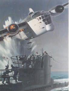 World War 2 Eagles: Liberators of the Atlantic - Coastal Command B-24 Liberator units