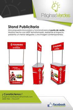 Stand Pulicitarios