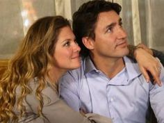 Justin Trudeau and his wife, Sophie Gregoire, celebrate the Liberals landslide victory in the Canada Federal Elections. Justin Trudeau, Pm Trudeau, Queen Elizabeth Hotel, Margaret Trudeau, Justin James, Globe News, Katie Couric, Toronto Star, Reportage Photo