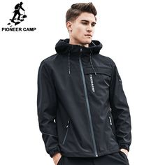 We love it and we know you also love it as well Pioneer Camp New Spring jacket men brand clothing fashion hoodie jacket coat male top quality casual outwear for men AJK707009 just only $34.44 with free shipping worldwide  #jacketscoatsformen Plese click on picture to see our special price for you