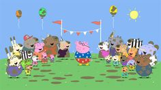 Pipsa Possun isä osaa välillä yllättää, mistähän tässä on oikein kyse? Peppa Pig Teddy, Pikachu, Character, Lettering
