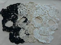 lace skulls