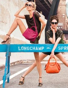 Pliage by longchamp, ideal for Spring! Great colors!