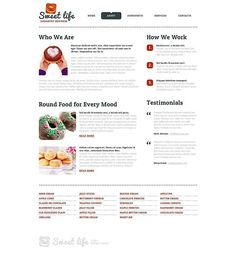 Follow-me on YOUTUBE   Bakery Responsive Website Template CLICK HERE! live demo  http://cattemplate.com/template/?go=2j6710V