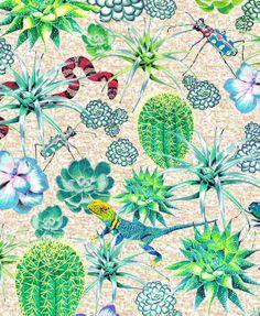 jardins majorelle, jacqueline colley, textile design