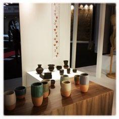 23-27 January // Maison & Objet // Talent à la carte // Mexican Design Perla Valtierra - Barro Zacatecas + Form &Origin Collections // Furnitures FOAM studio :)