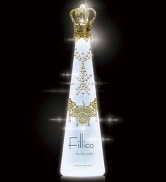 Jewelry Water by Fillico (Japan). Oh my!