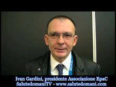 Intervista a Ivan Gardini, presidente dell'Associazione EpaC onlus in occasione del congresso europeo di epatologia EASL 2013 ad Amsterdam