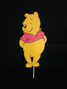 Winnie the Pooh Centerpiece by LoveEmilee on Etsy, $10.00