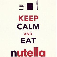 Nutella I love you
