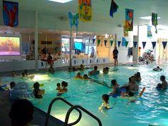 Hubbard Swim School Movie Nights - Mesa - Mesa, AZ - Kid friendly activity reviews - Trekaroo