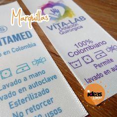 Marquillas personalizadas, en Bogotá - Colombia Event Ticket, Bogota Colombia