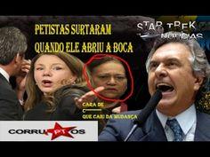 O DIA QUE RONALDO CAIADO DEIXOU DEPUTADOS PETISTAS BABANDO DE RAIVA