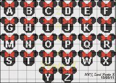 alfabeto+minnie.jpg 800×575 ピクセル