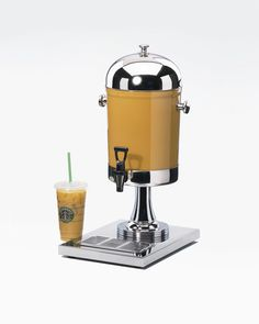Stainless Steel Beverage Dispenser Item 1010 This Beverage Dispenser Is Great For Parties Catering