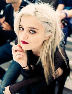 mildly obsessed with Sky Ferreira