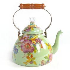 Pretty kettle