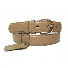 Genuine Leather Women's Dress Belt Ba... $6.45
