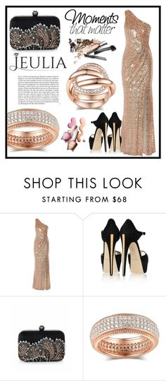 """""""Moments That Matter"""" by amra-sarajlic ❤ liked on Polyvore featuring Badgley Mischka, Brian Atwood, Paul & Joe, Whiteley, women's clothing, women's fashion, women, female, woman and misses"""