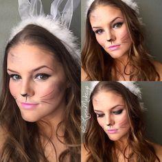 Elynnmakeup dust bunny #sephoraselfie #elynnmakeup #dustbunny #costume #makeup