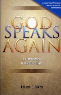 God Speaks Again tells the story of a worldwide, thoroughly inclusive religion and describes how the history and teachings of the Bahá'í Faith center around the inspiring person of its Prophet and Founder, Bahá'u'lláh (1817-1892), Whom Bahá'ís around the world regard as the Messenger of God for this day. Available in paperback, downloadable eBook (ePub and Kindle/mobi) formats, and audio book (CD).