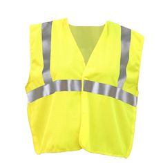 Purposeful Sfvest Reflective Waistcoat Breathable Mesh Vest Blue Yellow Vest For Summer Terrific Value Workplace Safety Supplies Security & Protection