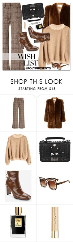 """""""Wish List"""" by oshint ❤ liked on Polyvore featuring Marc Jacobs, Chloé, Kilian and Stila"""
