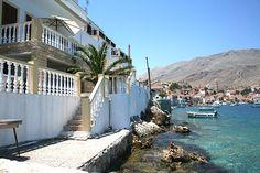 Halki Greece: Villa Skiadeni and Villa Nitsa apartments in Halki Greece island Greece Islands, Kos, Apartments, Cruise, Villa, Vacation, Holidays, Places, Travel