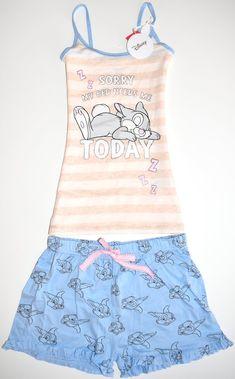 Despicable Me Minions Ladies VEST TOP BRIEFS SET Nightwear Primark UK 6-16 XS-M