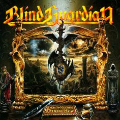 Blind Guardian, one of my favorite bands! This album is incredible. They went from being a speed metal band to completely power metal. They're great, all their stuff is. This is my favorite album by them! Hansi is a beast.