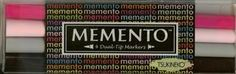 Memento Ink Markers