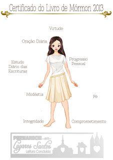 Moças Estaca Itaquera: Programa de Leitura do Livro de Mórmon 2013