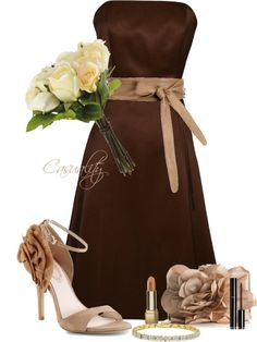 """""""Bride's Maid"""" by casuality on Polyvore"""