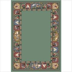 """Milliken Signature Toy Parade 4583C / 6000 2'8"""" x 3'10"""" Peridot Area Rug by Milliken. $49.00. Signature SIGNATURE TOY 4583C peridot rug by Milliken & Company is a hand tufted rug made from synthetic. It is a 3 x 4 area rug rectangular in shape. The manufacturer describes the rug as a peridot 2'8"""" x 3'10"""" area rug. Buy discount rugs with Buy Area Rugs .com SKU 4583-6000-04