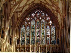 Resultado de imagen de capillas vidriera