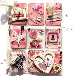 Valentine's Pocket Letter by Jackie Benedict