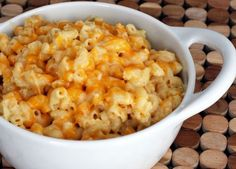 Fabulous, Fuss-Free Mac 'N Cheese...In the Crockpot? (Yes!)