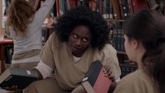 Books referenced on Orange is the New Black