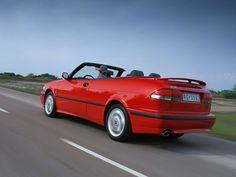 2001 Saab 9-3 Convertible Wallpaper - http://wallpaperzoo.com/2001-saab-9-3-convertible-wallpaper-41142.html  #2001Saab93Convertible