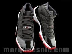 "> Newest Air Jordan 11 Retro ""Bred"" Pictures - Photo posted in Kicks @ BX  (Sneakers & Clothing) 