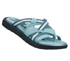 Keep mom comfortable this Mother's Day with the Sole Searchers – Creature sandal. ($35)