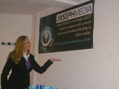 Roxanna presents....Joseph Media!