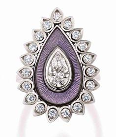Solange Azagury-Partridge's Lady ring