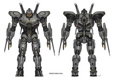 The Art of Pacific Rim Pacific Rim Striker Eureka, Robot Images, Pacific Rim Jaeger, Character Art, Character Design, Cool Robots, Monster, Gallery, Godzilla