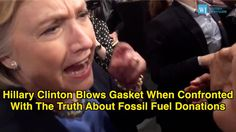 Video Transcript: ANDERSON COOPER: Are you suggesting that she's in the pocket of the fossil fuel industry? BERNIE SANDERS: No, what I am suggesting is tha