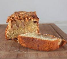 Bij deze heerlijke koolhydraat arme appelcake is geen suiker toegevoegd. Ideaal als snack voor als je een koolhydraatarm dieet volgt.