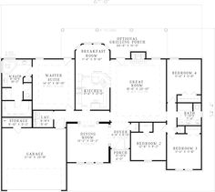 Ignatius Ranch Home Plan 055D-0560 | House Plans and More