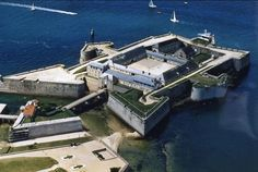 ✅ Citadelle de Port-Louis (Morbihan)